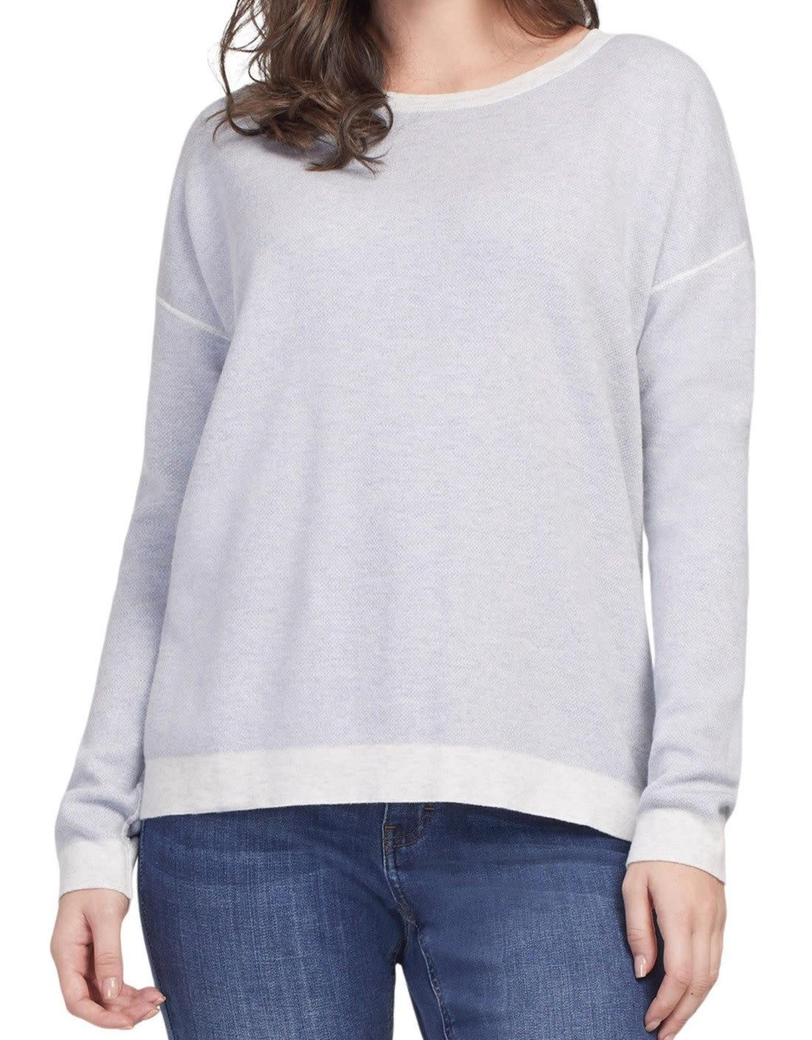 Tribal Tribal reversible sweater 4757O