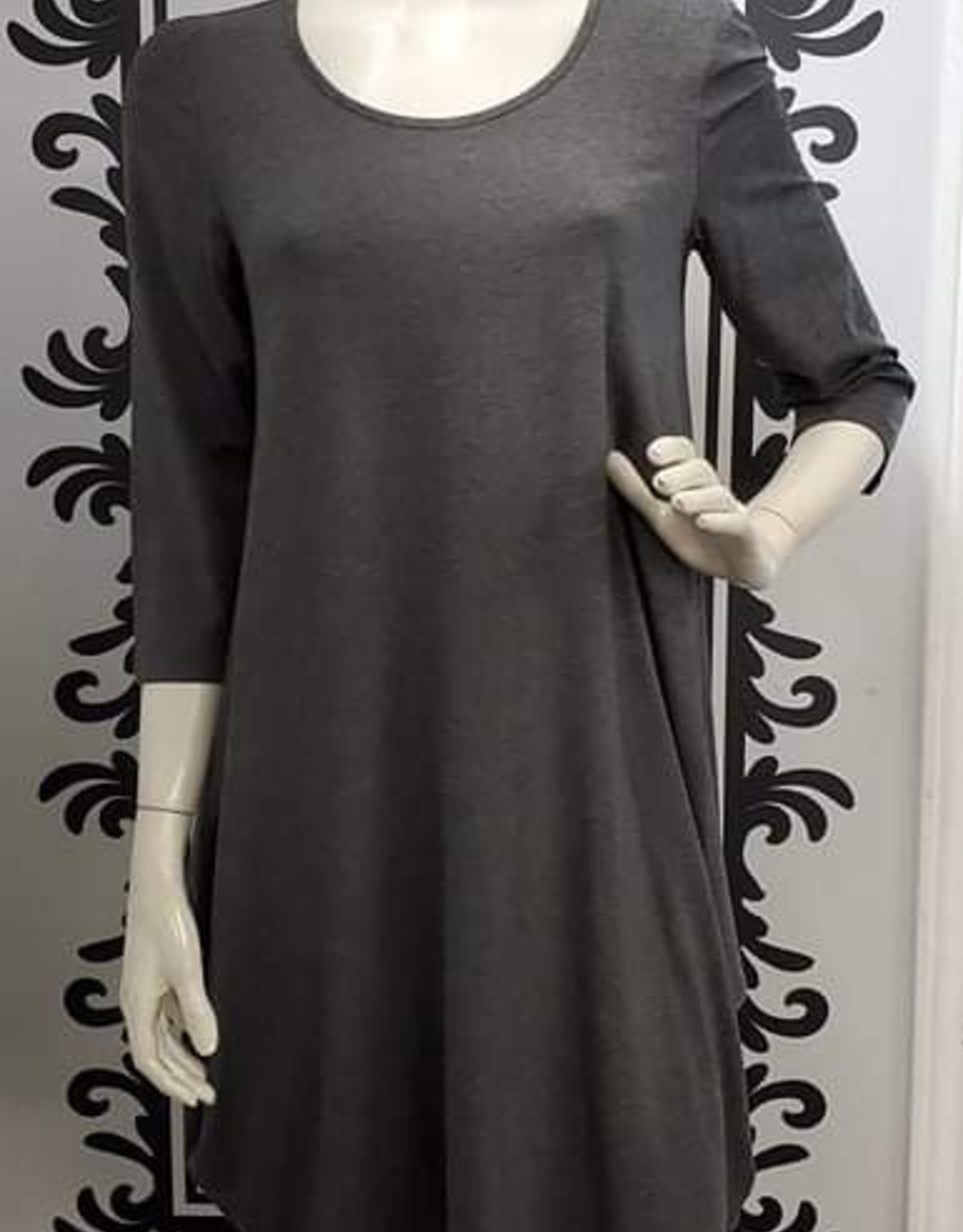 Pure Essence 3/4 sleeve bamboo dress 210-5005