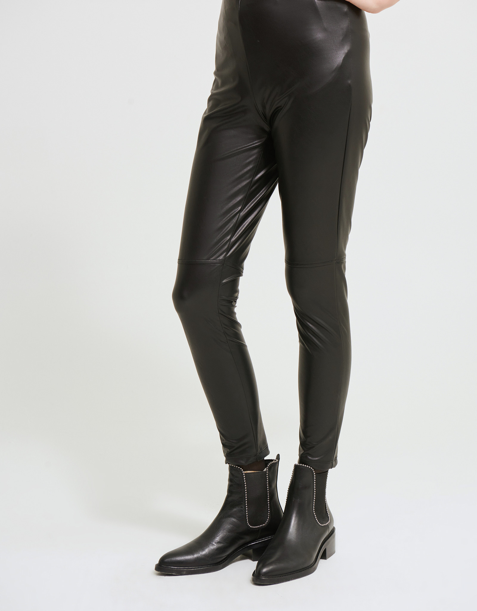 Joseph Ribkoff Faux leather leggings 213422