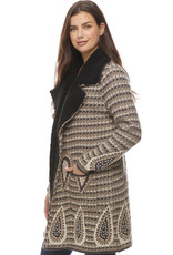 French Dressing Jeans FDJ Sweater Coat 1420144