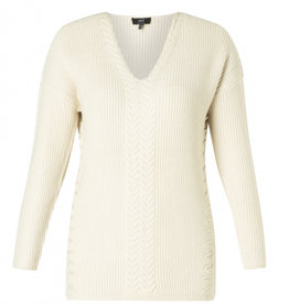 Yest Yest 2208 Agaat Knit Tunic