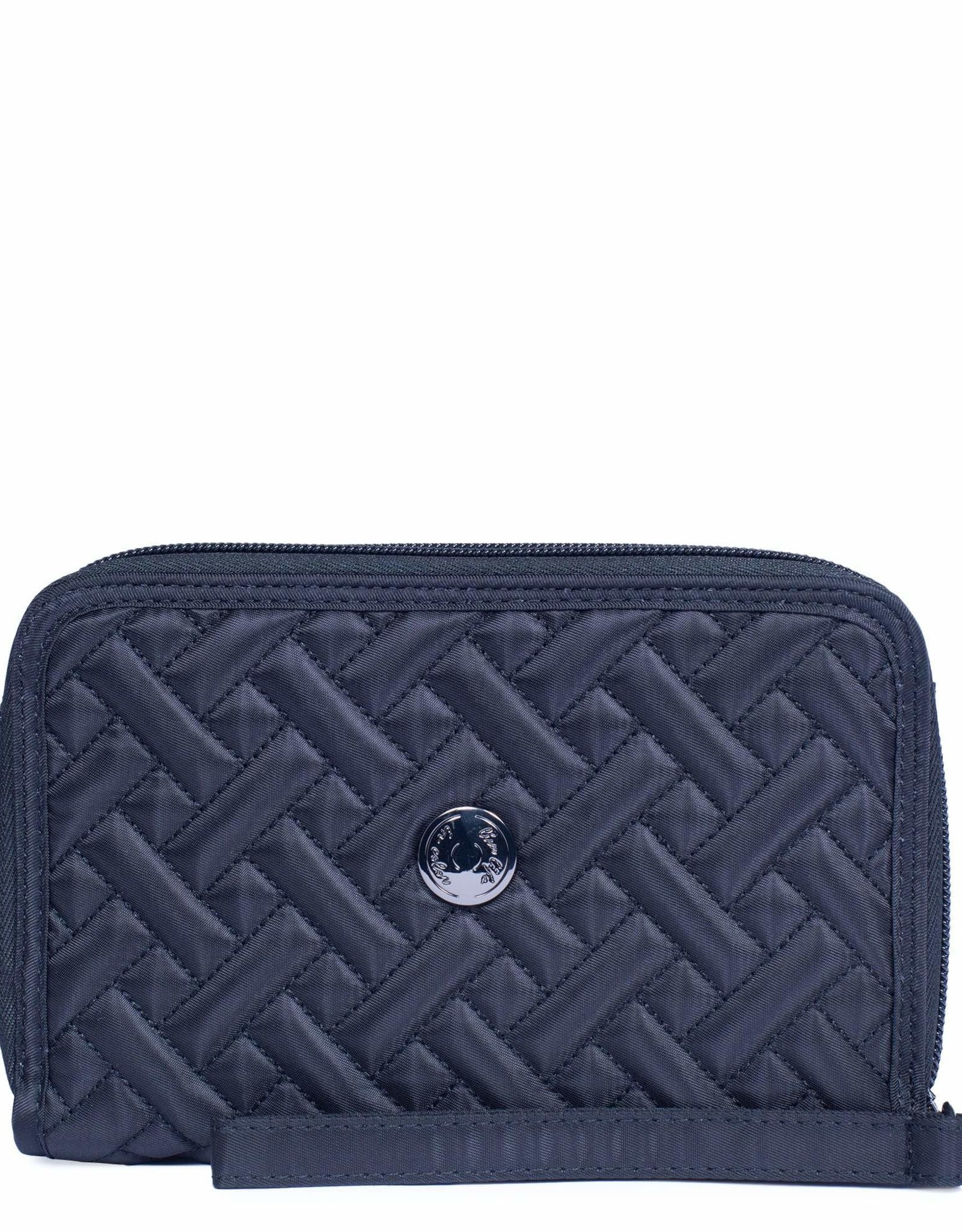 """Lug Lug Quickstep Convertible Travel Wallet with RFID. Fits a 6"""" phone"""