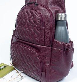 Lug Lug HatchBack Vegan Leather Backpack