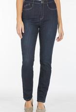 French Dressing Jeans French Dressing Jeans 8804630 Petite Peggy Straight Leg