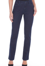 French Dressing Jeans French Dressing 4371250 Petite Olivia Straight Leg