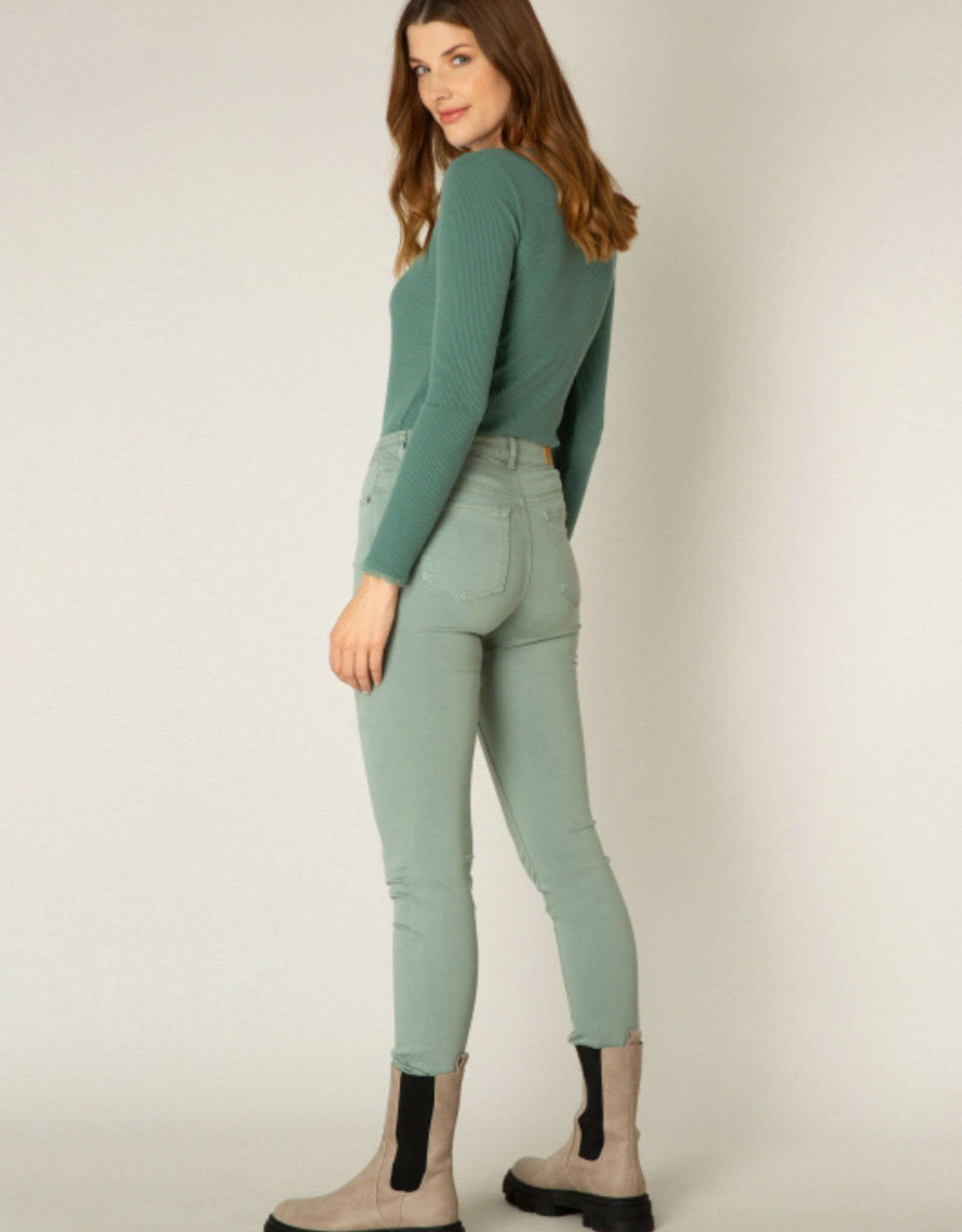 Yest Yest 2187 Mell Slim Fit Pants