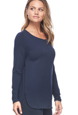 French Dressing Jeans FDJ Ballet Neck Top 1740571