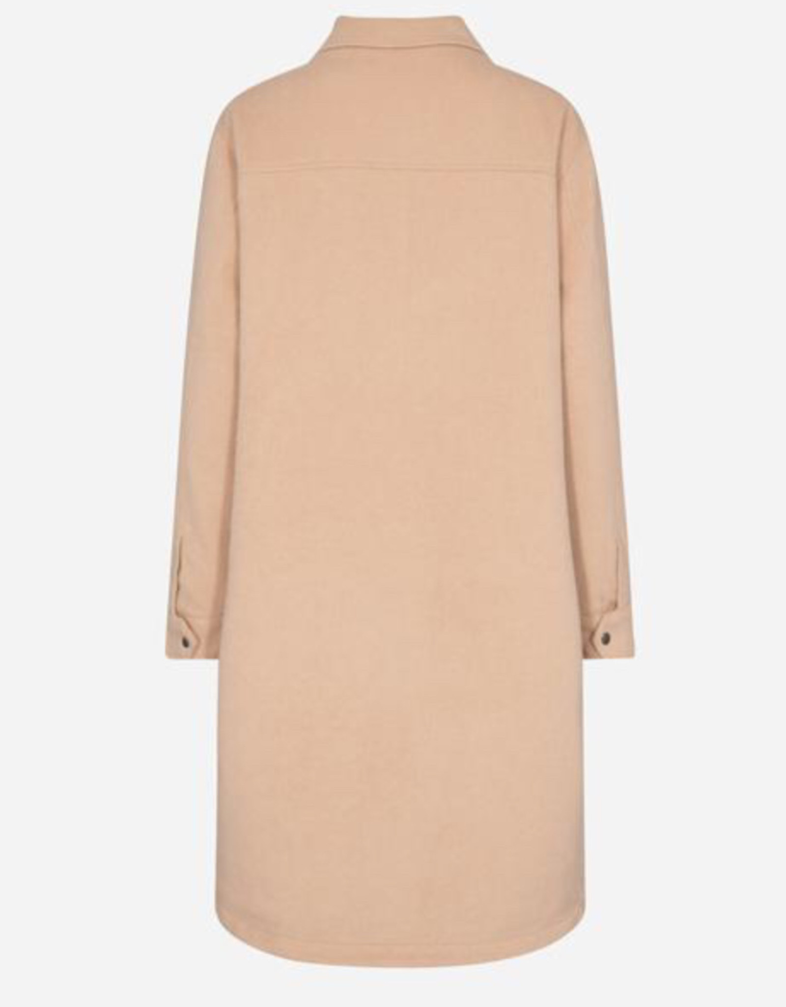 Soya Concept Soya Concept Ranila 1 Long Jacket with Snaps and Pockets