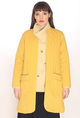 Pepaloves Pepaloves 110159 Quilted Coat with Pockets