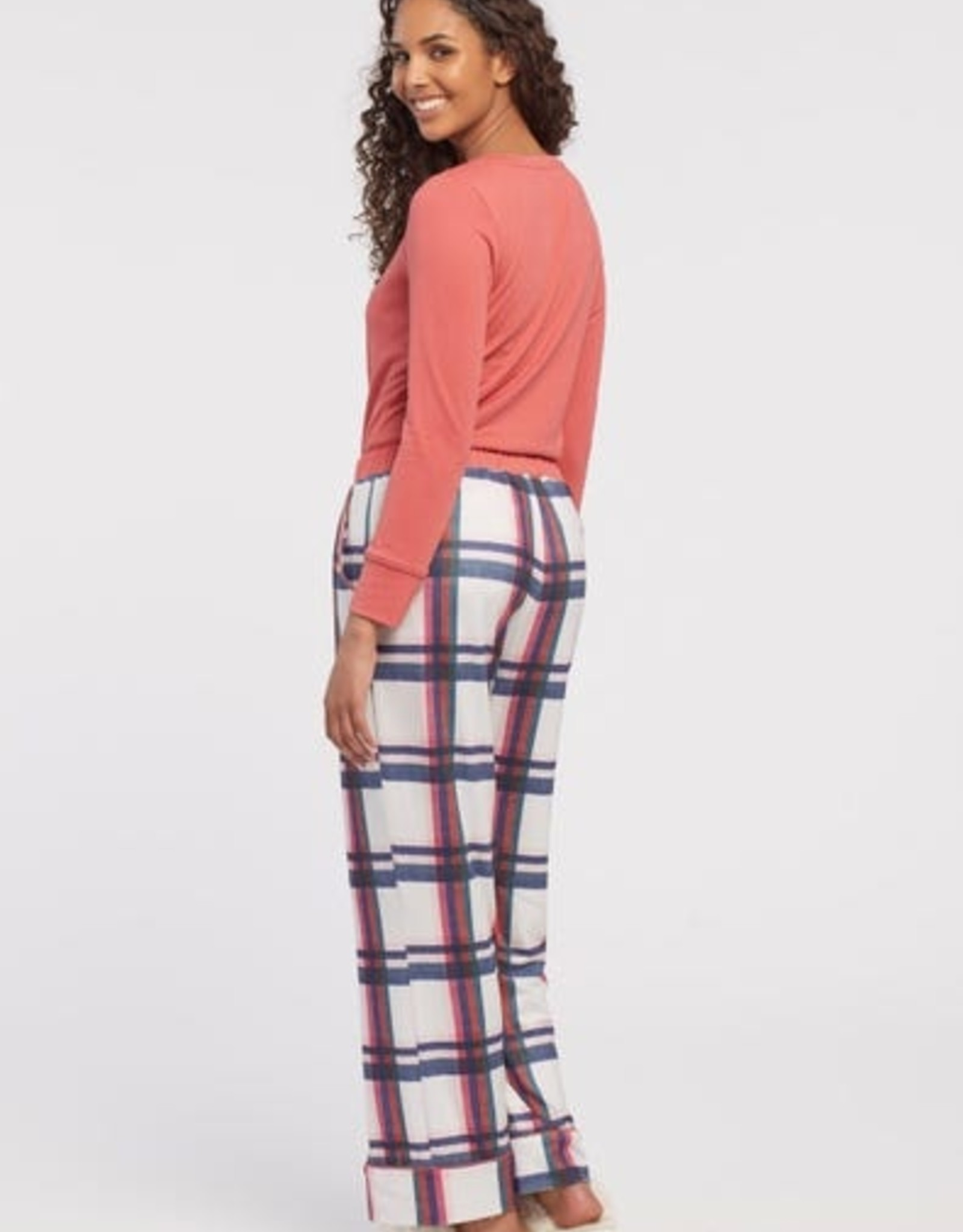 Tribal Tribal 7246O 2 Piece Set with Henley Top