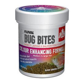 Fluval Fluval Bug Bites Color Enhancing Formula M to L-45g