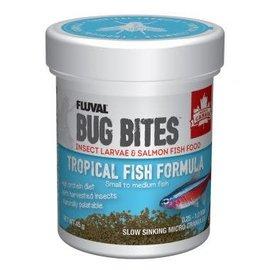 Fluval Fluval Bug Bites Trop. Fish  M - L 45g