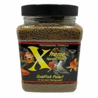 Xtreme Aquatic Foods Xtreme Goldfish Semi-Floating Pellet