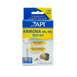API Ammonia Test Kit 130 Tests