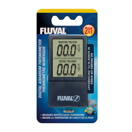 Fluval Fluval Wireless 2-in-1 Digital Thermometer