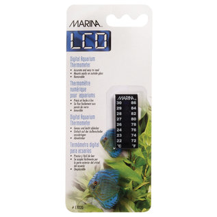 Marina Marina Aquarius Digital Thermometer - 22 -30 Degrees