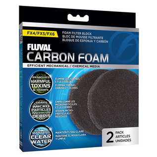 Fluval Fluval FX Series Carbon Impregnated Foam Pad