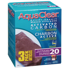 AquaClear AquaClear Activated Carbon 3 pack