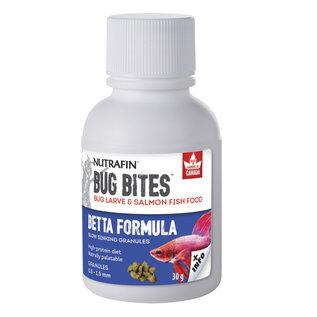 Fluval Fluval Bug Bites Betta Formula  0.5 - 1.5 mm  30 g / 1.0 oz