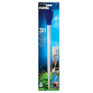 Fluval Fluval 3-in-1 Waste Remover/ Feeder - 43 cm (17in)