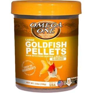 Omega One Goldfish Pellets
