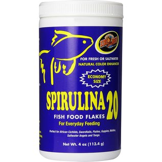 ZooMed Spirulina - 4 oz