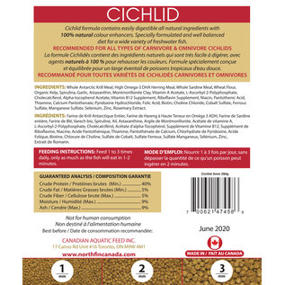 NorthFin Cichlid Formula 1mm