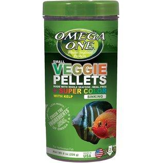 Omega One Veggie Kelp +SC - Small Sinking