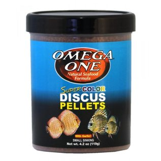 Omega One Discus Pellets Sinking +SC - 4.2 oz