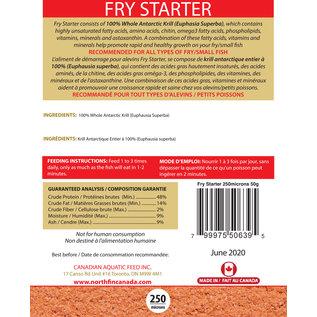 NorthFin NorthFin Fry Starter