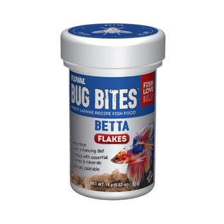 Fluval Bug Bites Betta Flakes 18g