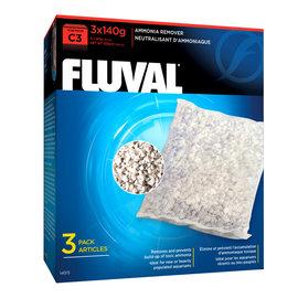 Fluval Fluval Ammonia Remover C3 (3 pack)