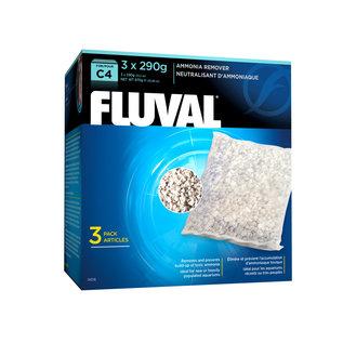 Fluval Ammonia Remover C4 (3 pack)