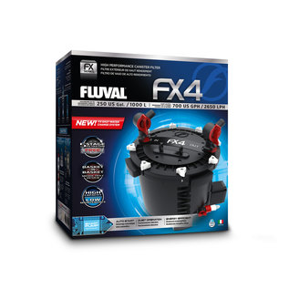 Fluval Fluval FX Series Canister Filter FX-4