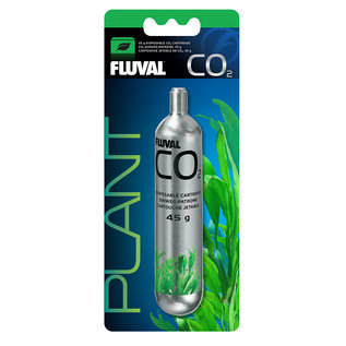 Fluval 45 g CO2 Disposable Cartridge - 1 pack