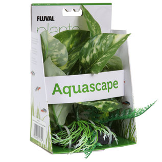 Fluval Lizard's Tail - Medium - 17 cm (6.75in) with Base