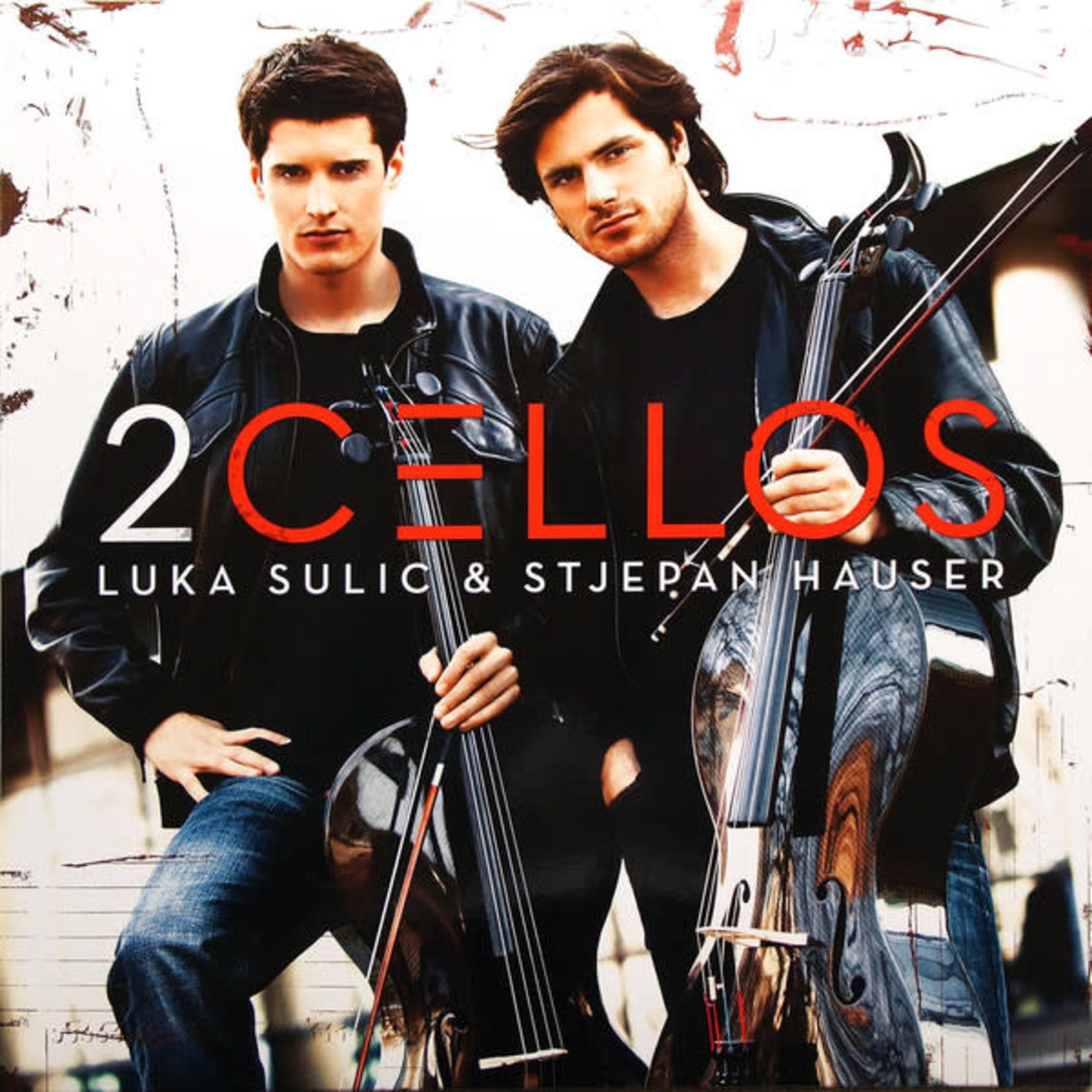 2CELLOS (SULIC & HAUSER) 2CELLOS (LP)