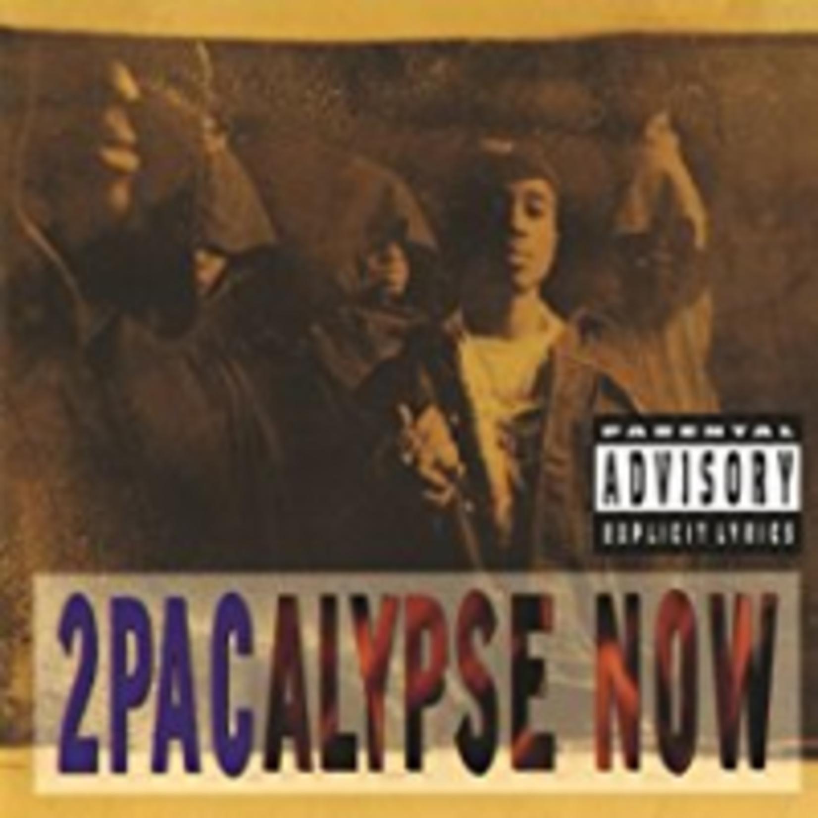 2PAC 2PACALYPSE NOW
