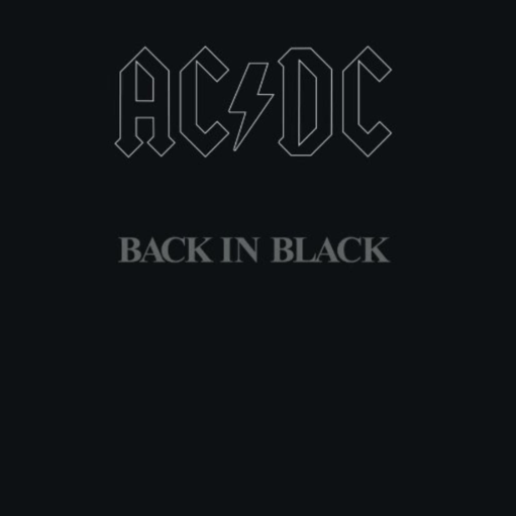 AC/DC BACK IN BLACK (REMASTERED)