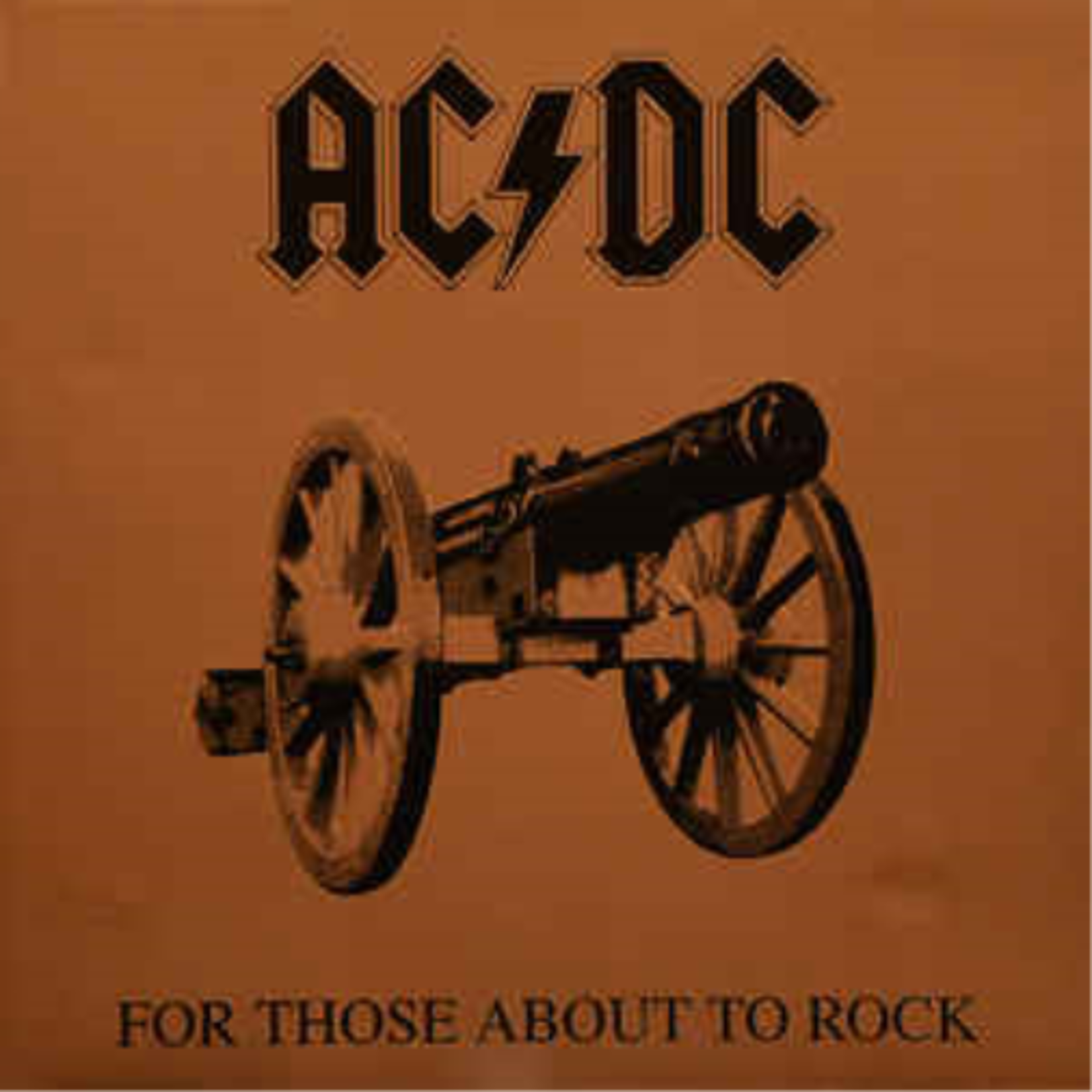 AC/DC FOR THOSE ABOUT TO ROCK WE SALUTE YOU