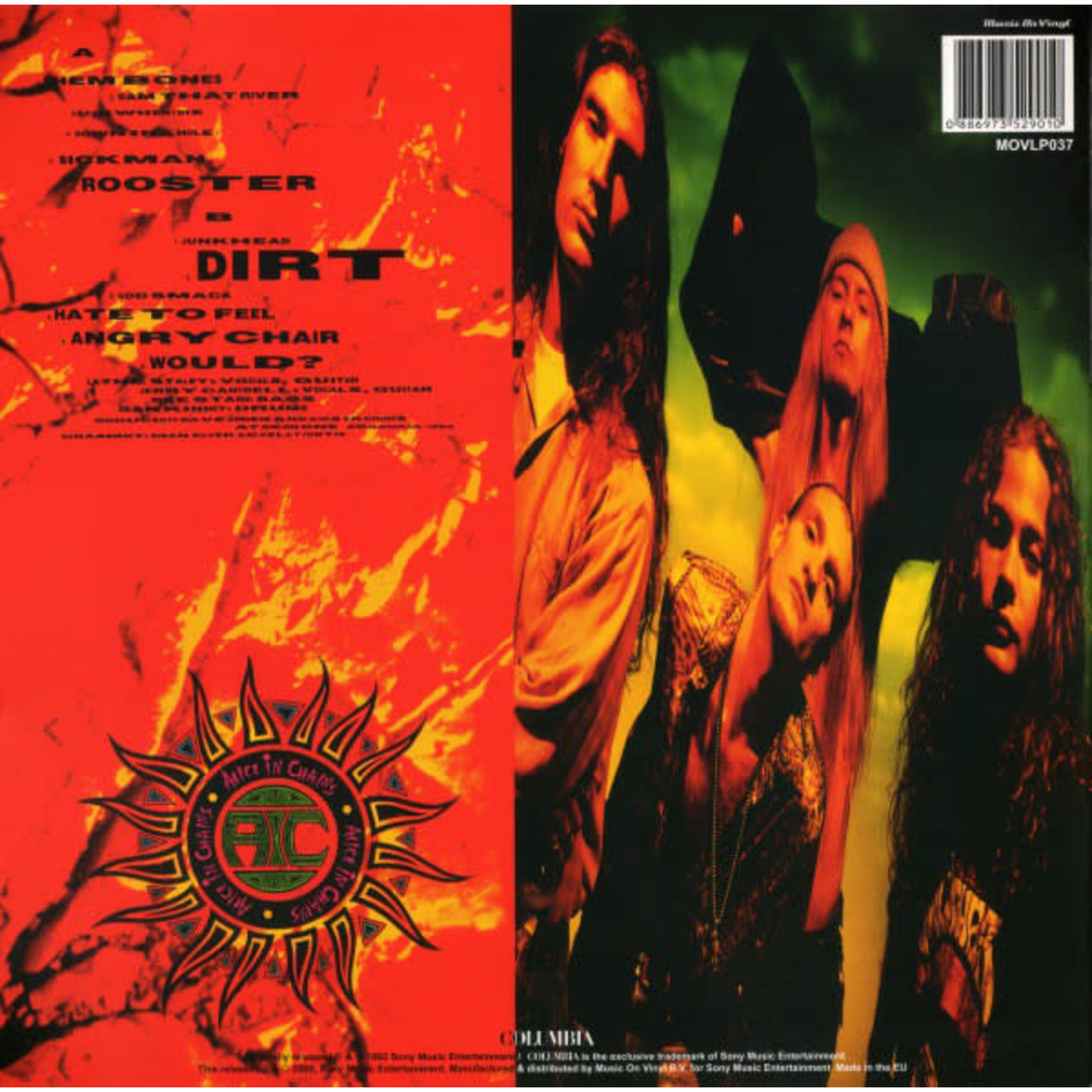ALICE IN CHAINS DIRT (REMASTERED)
