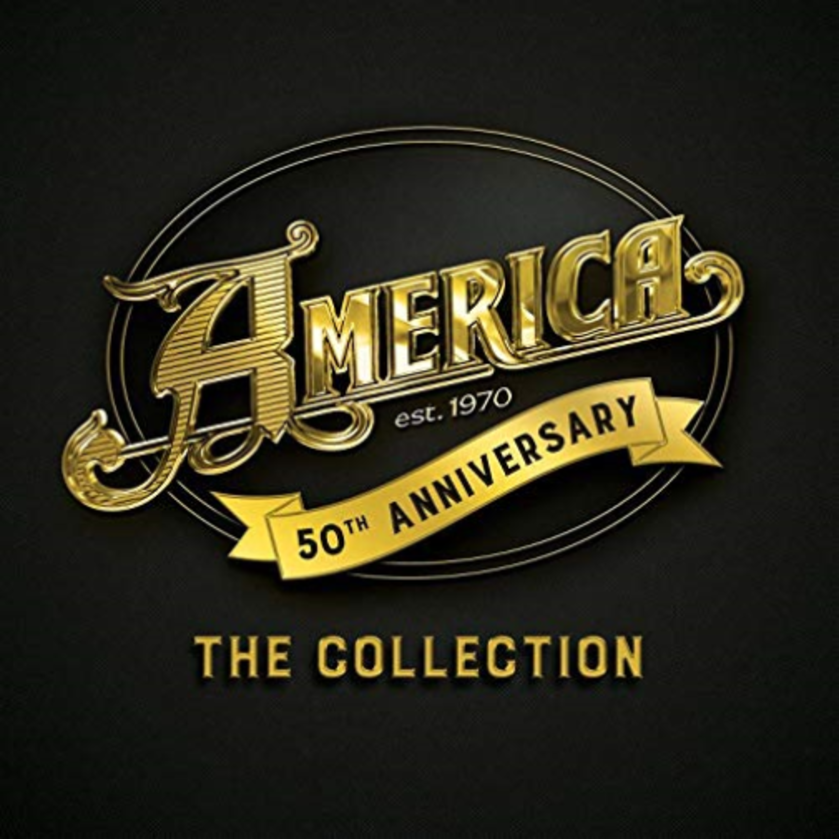 AMERICA 50TH ANNIVERSARY: THE COLLECTION (2LP)