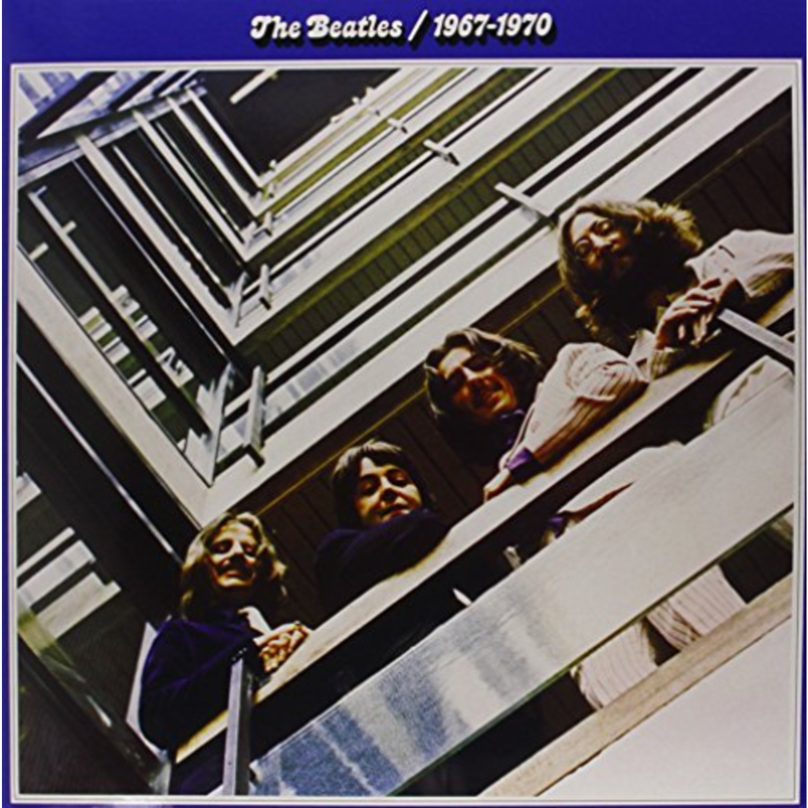 THE BEATLES 1967 - 1970 (BLUE)