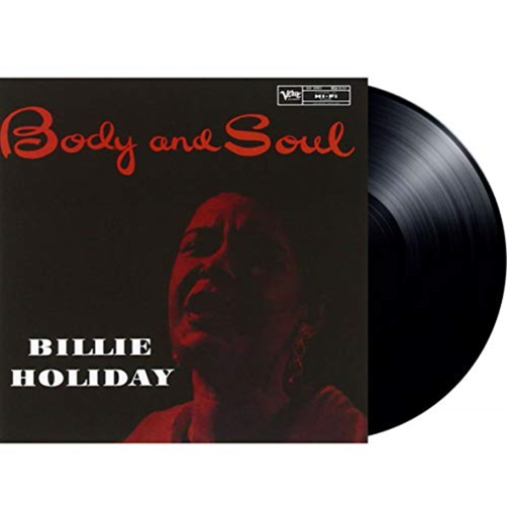 BILLIE HOLIDAY BODY AND SOUL (LP)