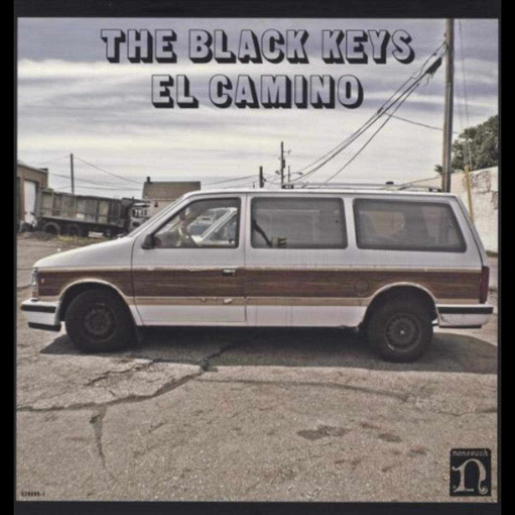 THE BLACK KEYS EL CAMINO (LP/CD)
