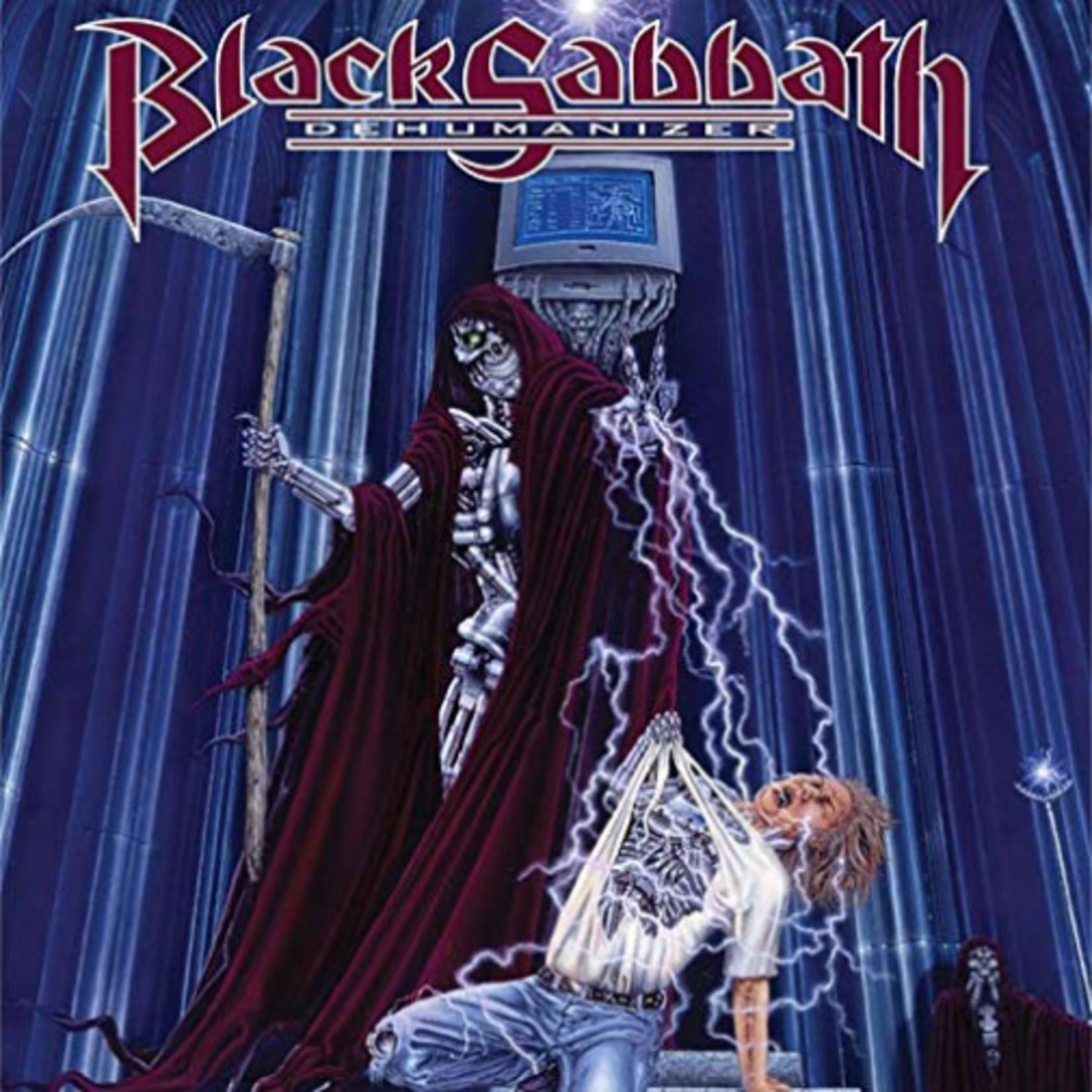 BLACK SABBATH DEHUMANIZER (2LP)