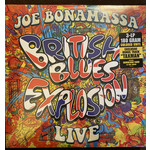 JOE BONAMASSA BRITISH BLUES EXPLOSION LIVE (3LP 180 GRAM COLORED VINYL)