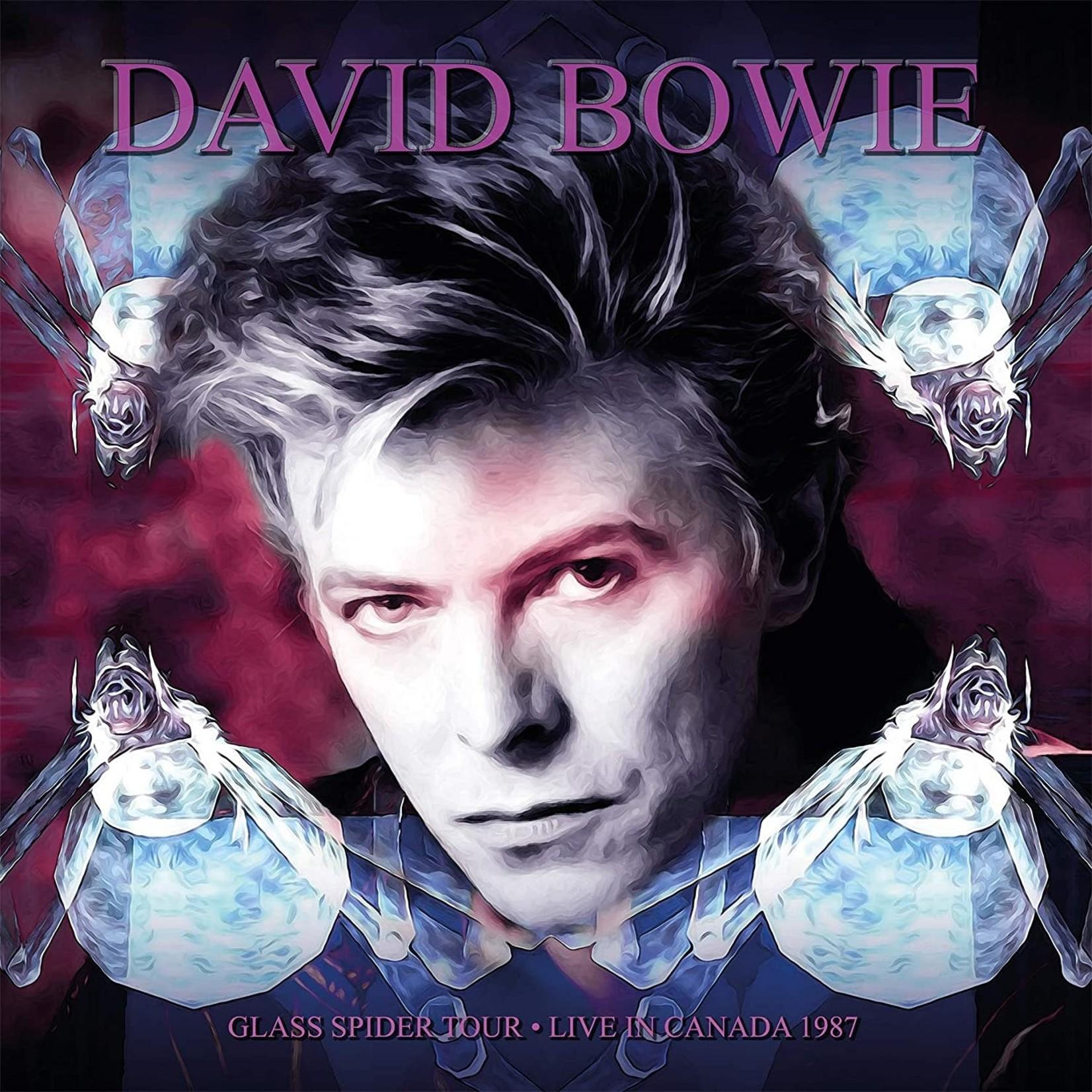 DAVID BOWIE GLASS SPIDER TOUR 1987 (LTD PURPLE VINYL)