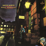 DAVID BOWIE THE RISE AND FALL OF ZIGGY STARDUST AND THE SPIDERS FROM MARS (LP)