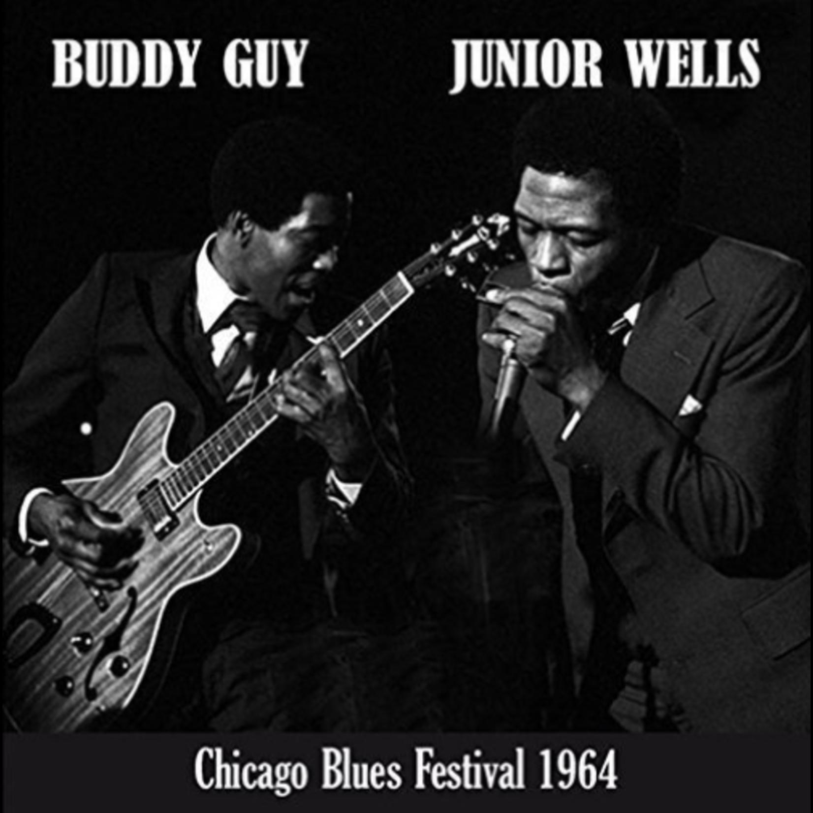 BUDDY GUY CHICAGO BLUES FESTIVAL 1964